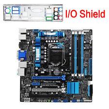 ASUS P8Z77-M PRO Genuine Z77 Motherboard LGA 1155 USB3 SATA3 w/ I/O Shield Test
