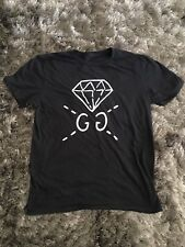 GUCCI GHOST inspired soft cotton black t shirt