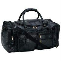 "Embassy™ Italian Stone™ Design Genuine Leather 25"" Tote Bag"