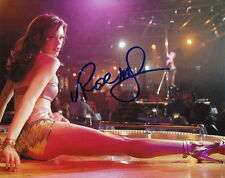 ROSE McGOWAN.. Grindhouse's Sexy Stripper - SIGNED