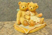 Cherished Teddies Nathaniel & Nellie It's Twice As Nice With You #950513