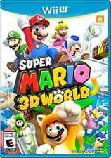 New Famous Game Nintendo Selects: Super Mario 3D World Fun Family Friends Play