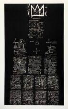 Tuxedo (1982-83), Giclee Print, Jean-Michel Basquiat