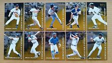 1995 Select Certified Certified Future COMPLETE SET (1-10)