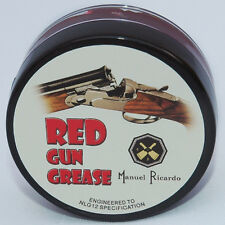 MAINTAIN YOUR SHOTGUN  -  Manuel Ricardo of PORTUGAL - RED GUN GREASE  - 20ml