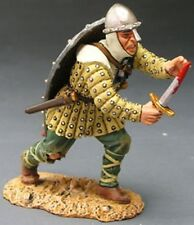 KING & COUNTRY MEDIEVAL KNIGHTS & SARACENS MK047 MAN AT ARMS WITH DAGGER MIB