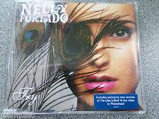 NELLY FURTADO - TRY -  CD - 3 TRACK SINGLE