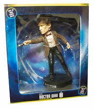 DOCTOR WHO ~ 11th Doctor Light-up Sonic Screwdriver Bobble Head (Ikon) #NEW