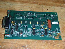 Mitutoyo Circuit Board 013899 8708 Assy #014013 Digital Readout DRO