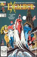 Excalibur #1 (1988) Marvel Comics X-Men