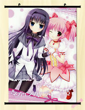 "8""*12""Decor Anime Puella Magi Madoka Magica Cosplay Wall poster Scroll PD"