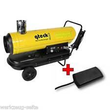 indirekte Diesel Heizung Warmlufterzeuger Heizkanone Bauheizer Oil Heater 30 KW