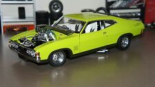 1:18 Autoart Ford Falcon XA Superbird with BLOWN COUPE COMPLETE CHASSIS/ENGINE