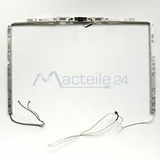 "Pantalla LCD marco Bezel incl. iSight webcam + antena WiFi 13"" a1181 macbook"