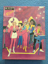 BARBIE AND THE ROCKERS Puzzle 200 Pieces Golden 1987 NEW Sealed
