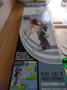 Pro Shot Golf game based on original Arnold Palmer game. Excellent condition.