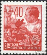 DDR 375 postfris 1953 Five-Year Plan (I)