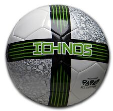 Bundle Job lot of 10 Ichnos Lime training soccer footballs training ball size 5