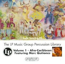 The LP Music Group Afro-Caribbean Audio CD