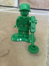 Lego Toy Story Mini Figure Green Army Man