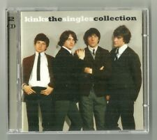 The Kinks - 'The Singles Collection'  - 2 CDs
