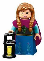 New Lego Anna Minifigure From Disney Series 2 (coldis2-10)