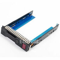 "3.5"" SATA SAS Hard Drive Tray Caddy For HP Proliant DL380E G8 w/IC Chip USA SHIP"