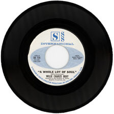"Willie Charles Gray ""un montón de Soul"" Northern Soul/R&B"