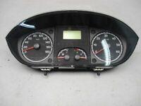 Fiat Ducato Boîte (250) 100 Multijet 2,2 D Indicateur Combiné 1340672080