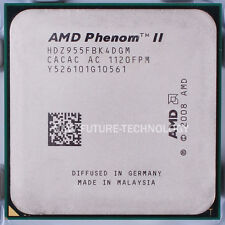 AMD Phenom II X4 955 3.2 GHz Socket AM3 CPU HDZ955FBK4DGM 100% Tested