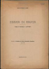 HN Catemario di Quadri E. ZECCA DI CAPUA Follaro di Giordano I 1079-1087 1920 RR