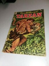 Tarzan #55 Painted Cover Dell Golden Age Comics 1954 Edgar Rice Burroughs book