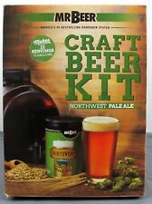 Mr Beer Craft Beer Kit Homebrew System w/ Northwest Pale Ale Brewing Extract