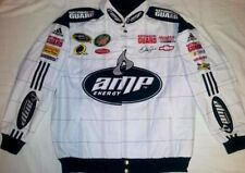NEW! Nascar Amp Energy Embroidered Jacket Size LARGE TALL