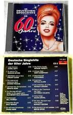 DEUTSCHE SINGLEHITS DER 60ER JAHRE (5) Margot Eskens, Alexandra...Polydor CD TOP