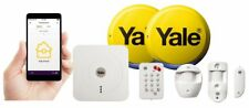 Yale SR-330 Smart Home Alarm System and Smartphone Control With Viewing Camera