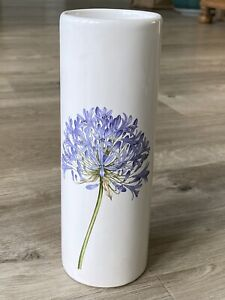 Agapanthus Jersey Choice Collectables Vase Catherine & Will Royal Wedding 2011