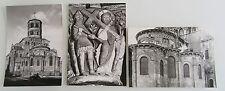 3x ISSOIRE Puy-de-Dome Frankreich Postkarten ~1950/60 France Postcard ungelaufen
