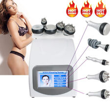 5-1 Ultrasonic Cavitation RF Radio Frequency Slim Machine Vacuum Body Caring USA