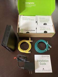 CenturyLink Technicolor C1100T DSL Modem w/802.11n WiFi Wireless Router - USED