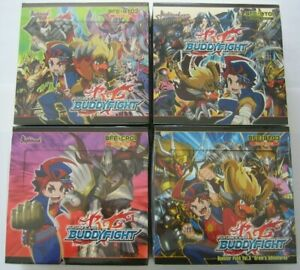 Future Card Buddyfight - Booster Box (30x packs)  [Factory Sealed] [English]