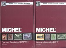 Michel Germany Specialized Catalogue 2015 Vol. 2 Illustration in Colour