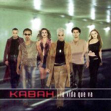 La Vida que Va by Kabah. CD (2002, WEA Latina)