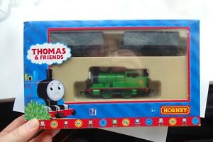 Hornby Percy Train Pack, Discontinued. From Thomas range