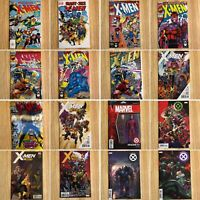 X-Men Comic Lot (Marvel) 16 Issues Total