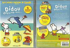 DVD - DIDOU DESSINE - MOI ( DESSIN ANIME ) / COMME NEUF