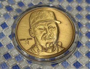Derek Jeter Highland Mint Elite Series Coin Limited Edition Numbered 0788