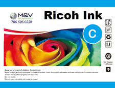 1000ml Ink Cyan No White For Anajet Mpower And Ricoh Ri 3000 And Ri6000