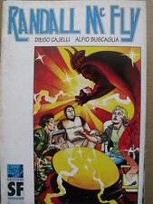 Randall Mc Fly n°1 1997 Diego Cajelli Alfio Buscaglia ed. SF Miniserie  [SP1]