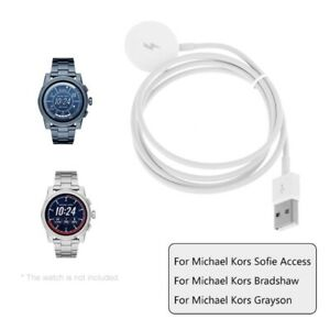 Wireless Smart Bracelet Charger for Michael-Kors Access-Sofie Bradshaw/Grayson V